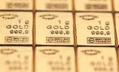 Gold price g eur