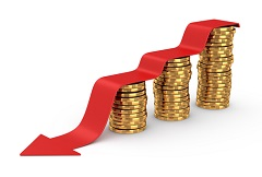 Gold Price Forecast Bearish Pattern