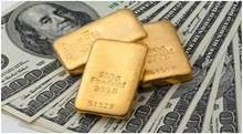 gold and the dollar