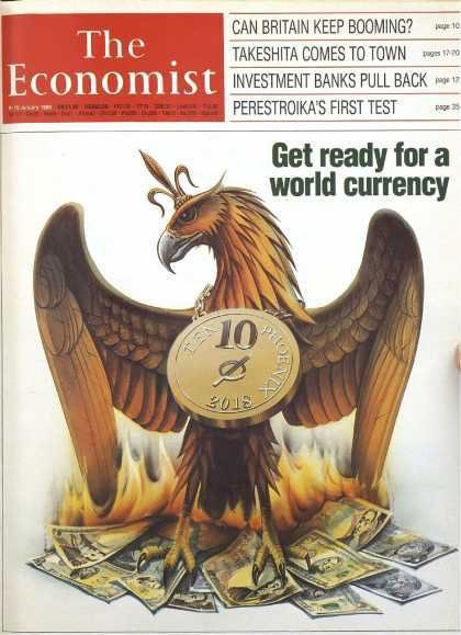 economist world currency cover
