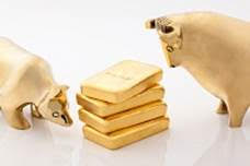 gold bears and bulls
