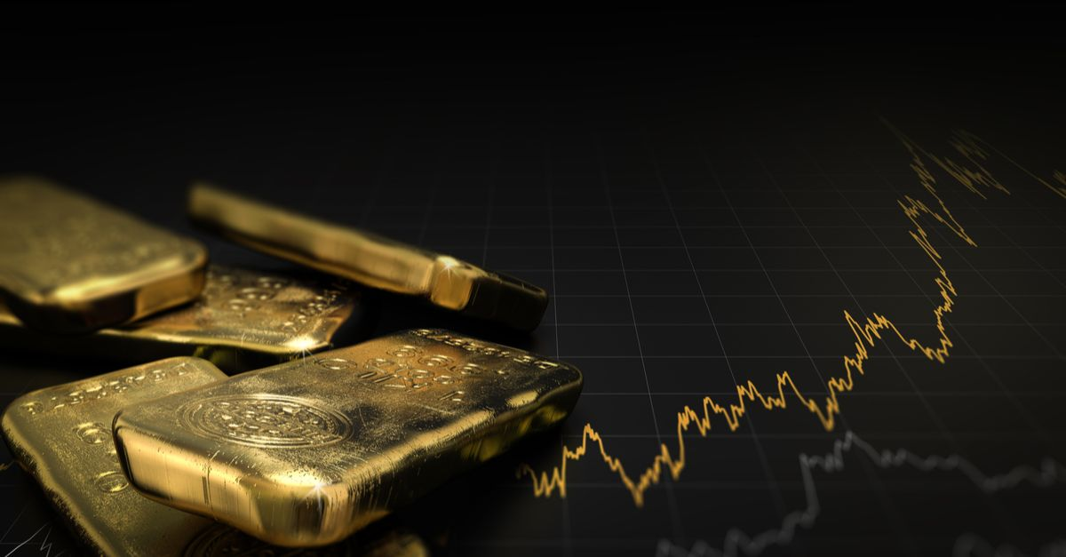Gold forecasted to go up